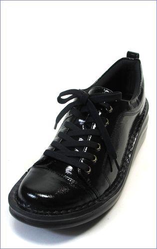 エ—オーケー  aok靴 ak84801bl  ブラック  左画像