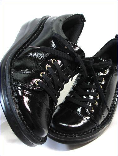 エ—オーケー  aok靴 ak84801bl  ブラック 全体画像