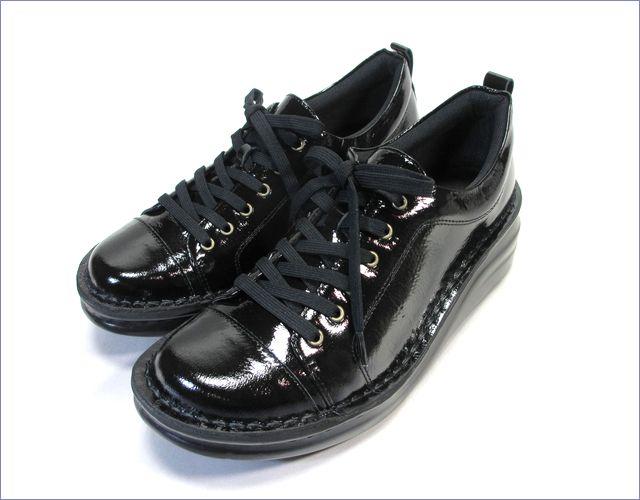 エ―オーケー  aok靴 ak84801bl  ブラック    全体画像