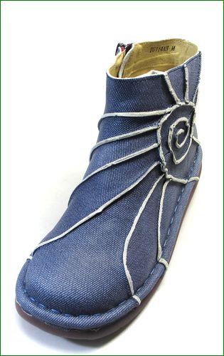 エスタシオン ぐるぐるアンクル靴の左の画像