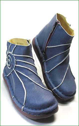 エスタシオン ぐるぐるアンクル靴の右の画像