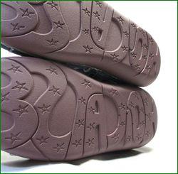 estasion ぐるぐるアンクル靴のカカト画像