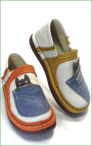 エスタシオン ネコの靴の右の画像