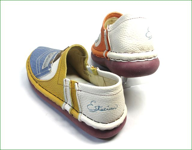 estasion ネコの靴の後ろ画像