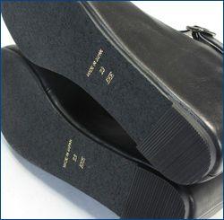 fizzreen   フィズリーン  fr1390bl  ブラック 左画像 底の画像