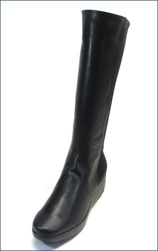 fizzreen フィズリーン fr803bl  ブラック  左靴の画像