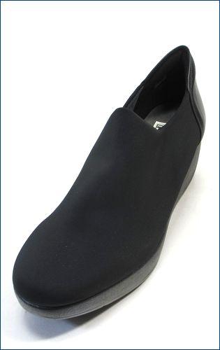 fizzreen フィズリーン fr804bl  ブラック  左靴の画像