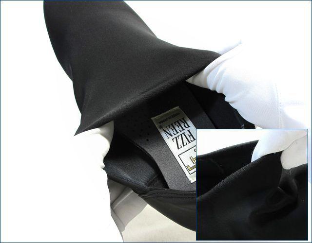fizzreen フィズリーン fr804bl  ブラック  アップ画像