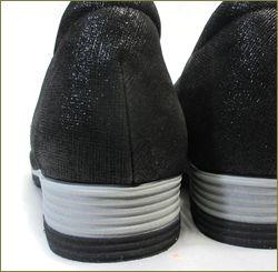 herb靴 ハーブ hb1583bl カカト部分の画像