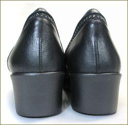 herb靴 ハーブ hb80611bl カカト部分の画像