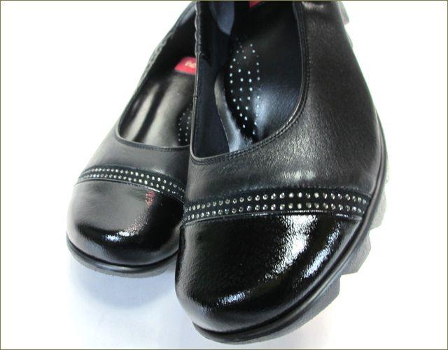 herb靴 ハーブ hb80611bl アップ画像