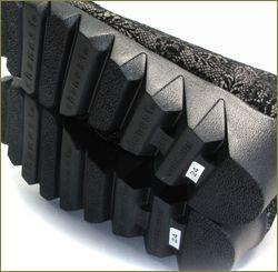 herb靴 ハーブ hb8072bl ソールの画像