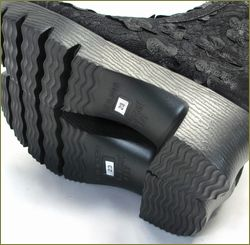 herb靴 ハーブ hb81222bl  ブラック ソールからの画像