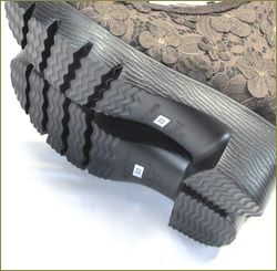 herb靴 ハーブ hb81222dn  ダークブラウン ソールからの画像