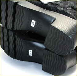 herb靴 ハーブ hb8122bl ソールからの画像