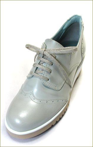 invina インビナ iv8410pt プラチナベージュ 左靴の画像