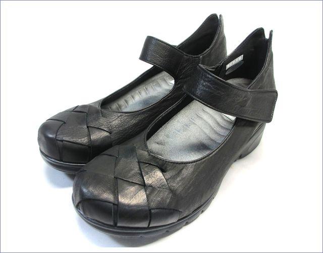 put's  プッツ靴   pt1431bl  ブラック 全体画像