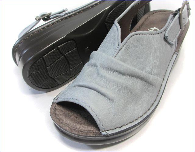 put's靴 プッツ pt4060bugy  ブル—グレイ アップ画像