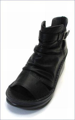 put's靴 プッツ pt4127bl  ブラック 左画像