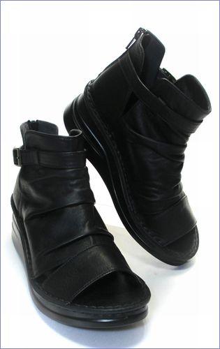 put's靴 プッツ pt4127bl  ブラック 右画像