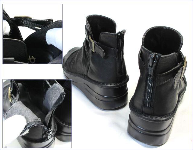 put's靴 プッツ pt4127bl  ブラック パーツ画像