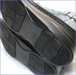 put's靴 プッツ pt4127bugy  ブル—グレイ 底画像