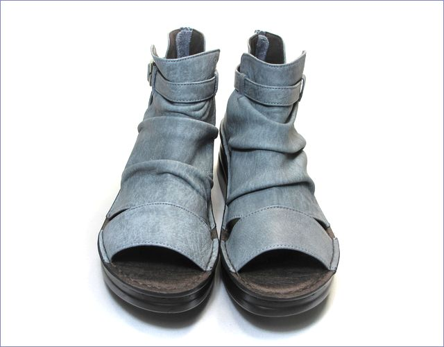 put's靴 プッツ pt4127bugy  ブル—グレイ アップ画像