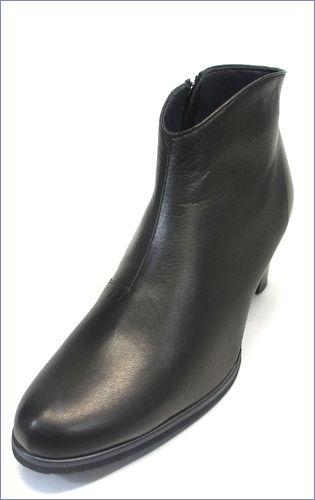 put's  プッツ靴  pt6200bl  ブラック 左画像