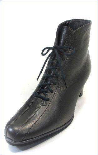 put's  プッツ靴  pt6227bl  ブラック 左画像