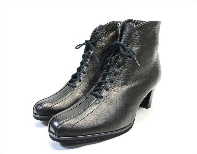 put's  プッツ靴  pt6227bl  ブラック 全体画像