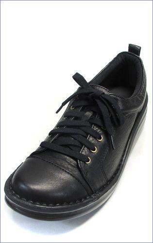 プッツ  put's靴 pt8480bl  ブラック  左画像