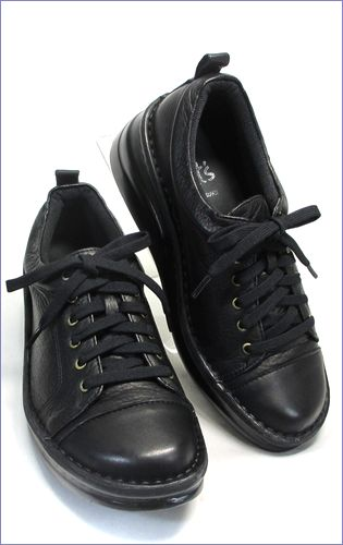 プッツ  put's靴 pt8480bl  ブラック  右画像