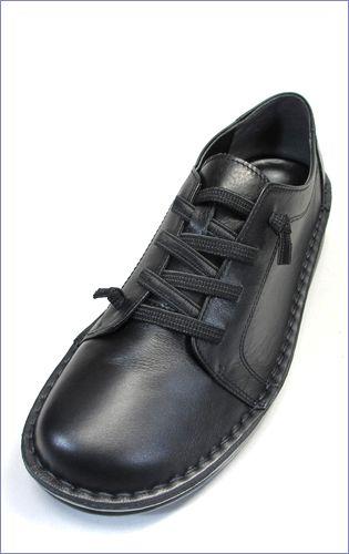 put's プッツ pt8549bl  ブラック  左靴の画像