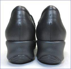 put's  プッツ靴   pt9304bl  ブラック カカト画像